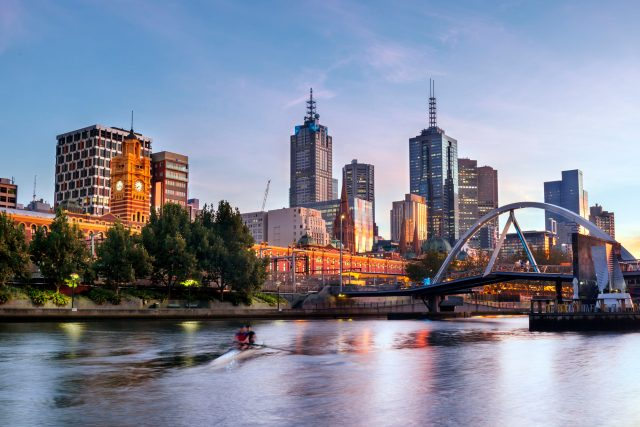 New Year's Eve Hot Deal - Metro Apartments on Bank Place Melbourne