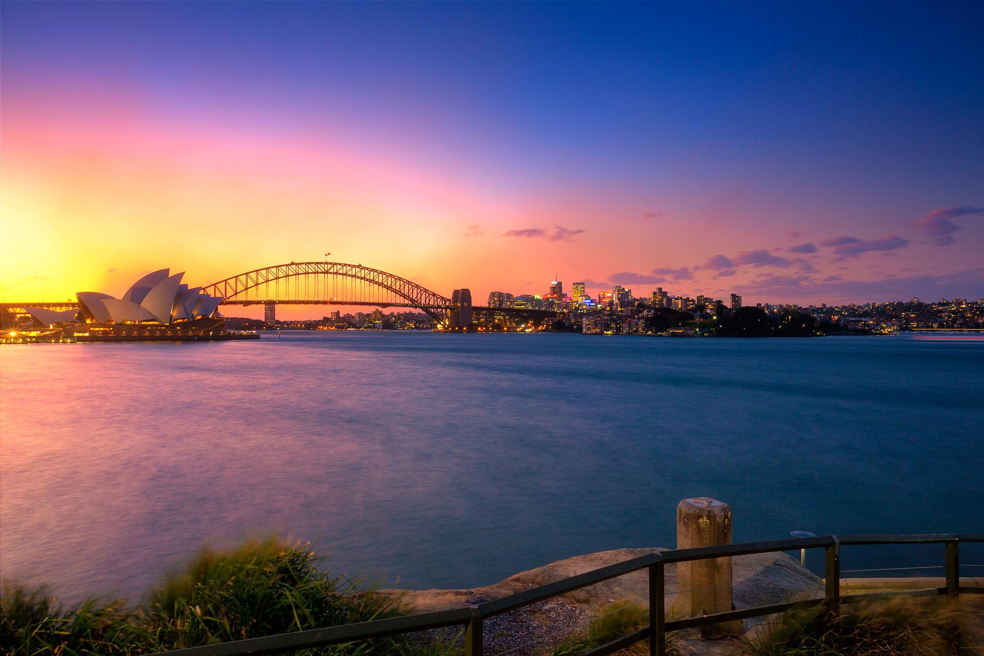 Sydney + Darling Harbour