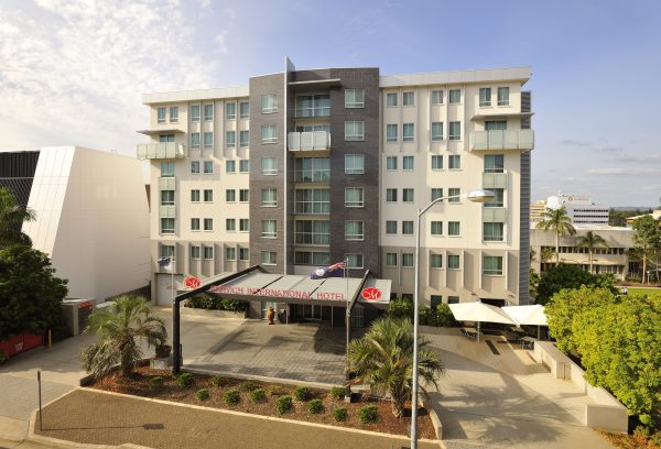 Metro Hotel Ipswich International