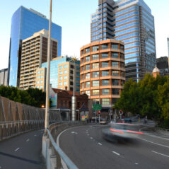 Metro Apartments on Darling Harbour + Darling Harbour, Sydney + Exterior View