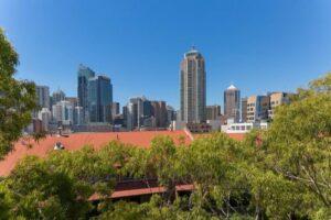 Metro Aspire Hotel, Sydney View