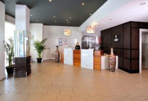 Metro Hotels Ipswich International Reception