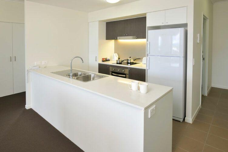 Apartments G60 Gladstone Kitchen