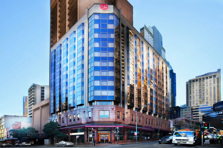 Metro Hotel Marlow Sydney Central + Exterior View