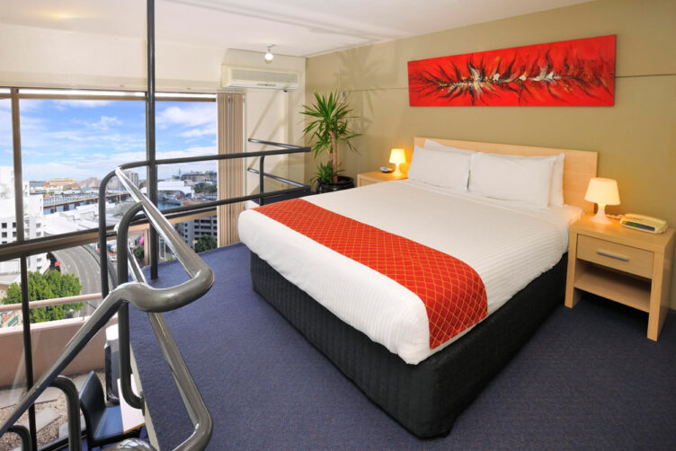 Metro Apartments on Darling Harbour One Bedroom Apartment