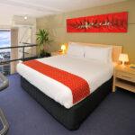 10 DH Bedroom with Darling Harbour view
