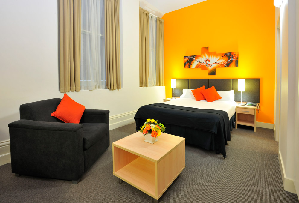 Family Package - Metro Apartments on Bank Place Melbourne