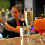 Metro Hotels Ipswich International Bar Drinks