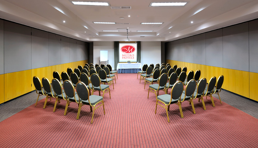 Metro Hotels ipswich international conference room 2
