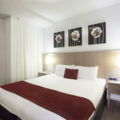 Metro Hotel Marlow Sydney Central + Bedroom