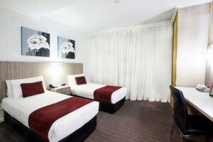 Metro Hotel Marlow Sydney Central Deluxe Room