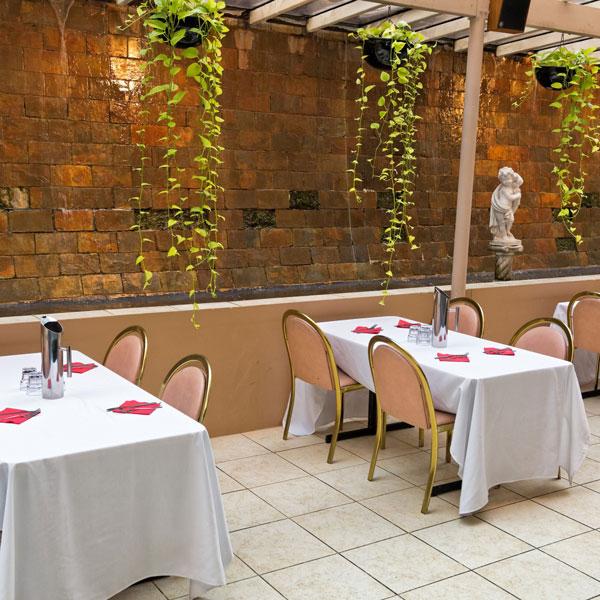 Aspire Hotel Restaurant