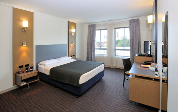 Metro Hotels Ipswich International Superior Room