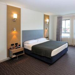 Metro Hotels ipswich international superior room