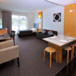 Metro Hotels Ipswich International One Bedroom Lounge Living Room