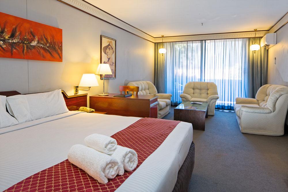 Aspire Hotel Sydney Deluxe