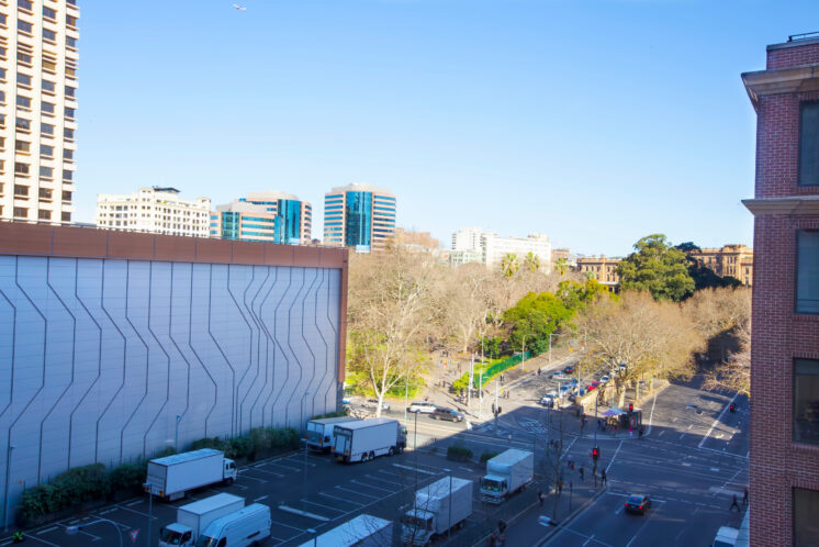 Metro Hotel Marlow Sydney Central + Sydney Central + View
