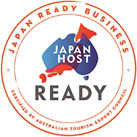 Japan Ready Business – Certified by Australian Tourism Export Council