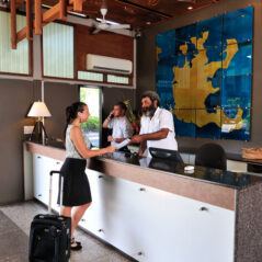 Groote Eylandt Lodge Reception