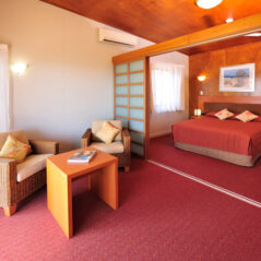 Groote Eylandt Lodge Bedroom