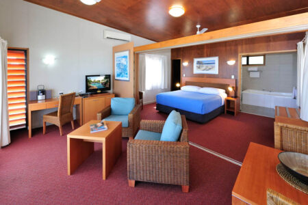 Free Upgrade - Groote Eylandt Lodge