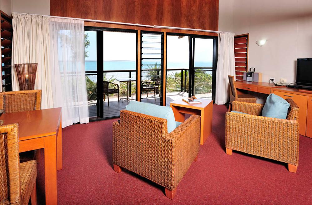 Groote Eylandt Lodge Spa Bungalow