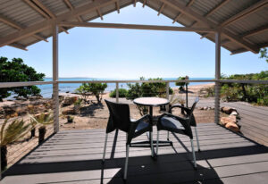 Groote Eylandt Lodge Decking