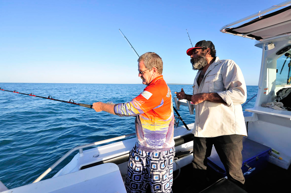 Groote Eylandt Lodge Fishing