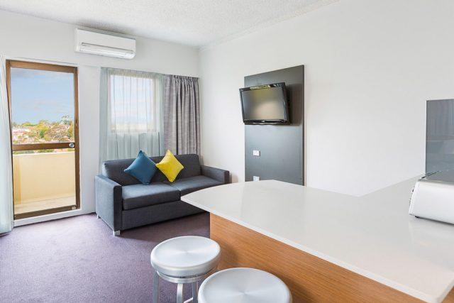 Family Room | Metro Hotel Miranda