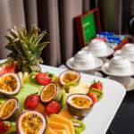 Metro Hotel Perth Breakfast