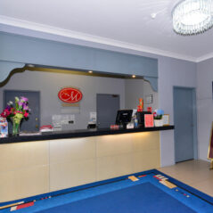 Metro Ryde Inn Reception