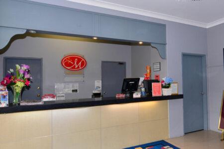 Free Breakfast - Metro Inn Ryde