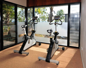 Groote Eylandt Lodge Fitness Room