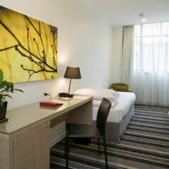 Metro Hotel on Pitt + Deluxe Room