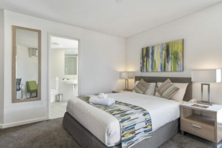 15 Night Isolation Room Only - Metro Hotel Perth