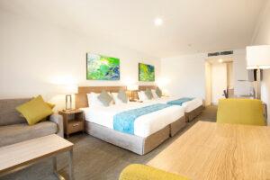 Metro Aspire Hotel, Sydney Premium Deluxe Room