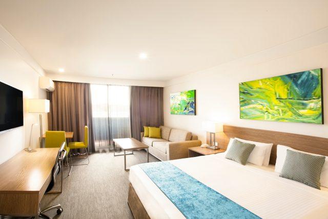 Aspire Hotel Sydney + Premium Room