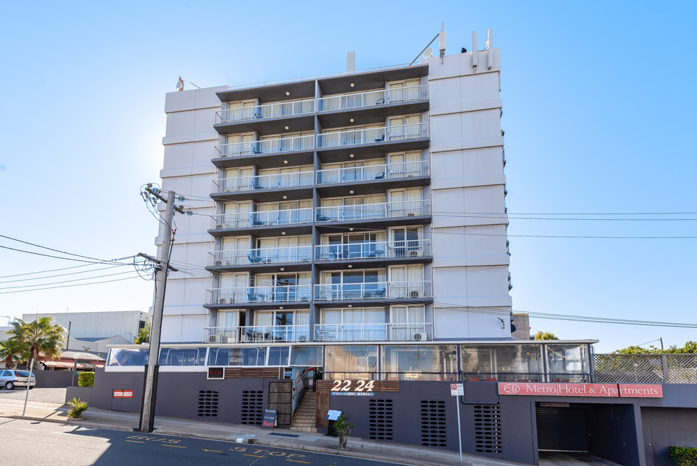 Secret Sale | Metro Hotel and Apartments Gladstone