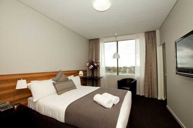 Superior Room - Metro Hotel Miranda