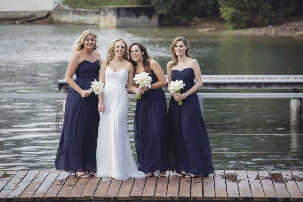 Metro mirage newport wedding