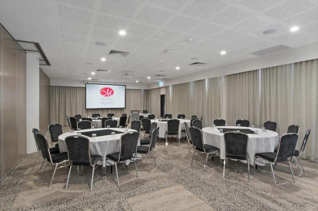 Meetings - Metro Hotel Perth