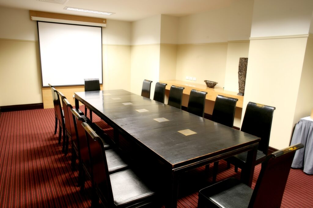 Bundamba Boardroom - Metro Hotel Ipswich International