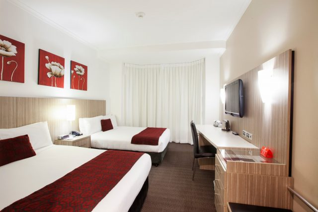 Sydney International Tennis 2 Night Stay - Metro Hotel Marlow Sydney Central