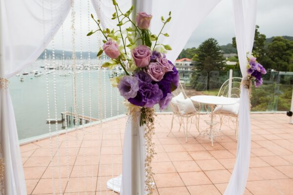 Waterfront Terrace Ceremony