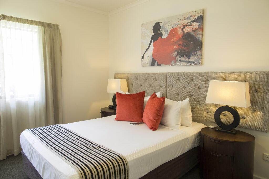 Metro Advance Apartments & Hotel Darwin 1 BR Bed