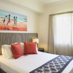 Metro Advance Apartments & Hotel Darwin 1 BR Bedroom