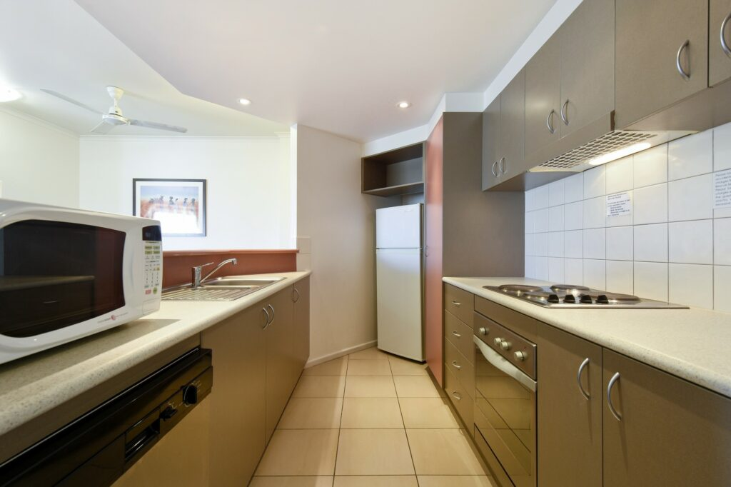 Metro Advance Apartments & Hotel Darwin 1 BR Kitchenette