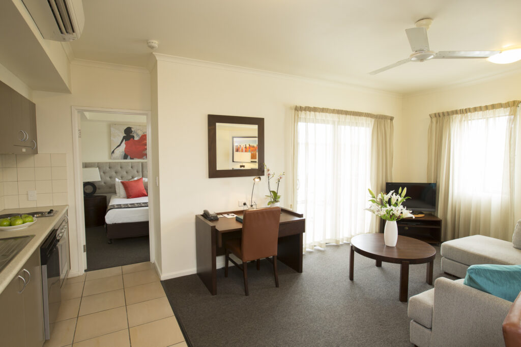 Metro Advance Apartments & Hotel Darwin 1 BR Overview