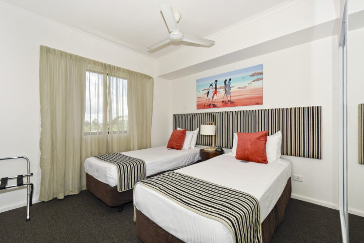 Metro Advance Apartments & Hotel Darwin 2 BR Family Apartment