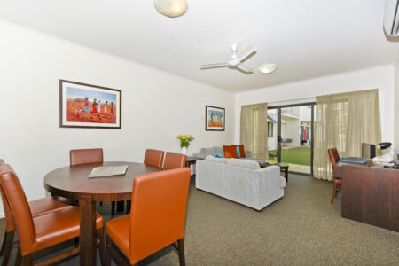 14 Night Isolation Family Apartment - Metro Advance Apartments & Hotel Darwin